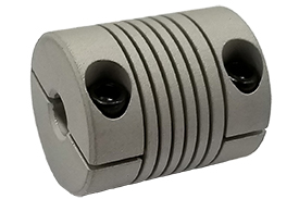 ACR100-8-8 Helical A Series Flexible Aluminum Couplings