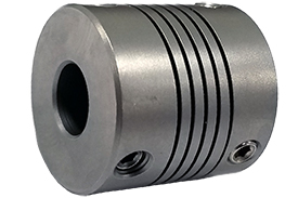 HR100-10-10 Helical H Series Stainless Steel Flexible Beam Couplings
