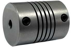 W725-10mm-8mm Helical W Series Flexible Stainless Steel Couplings