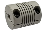 ACR100-10-10 Helical A Series Flexible Aluminum Couplings