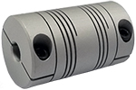 DSAC125-12-12 Helical DS Series Double Start Flexible Beam Couplings