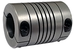 HCR075-6-6 Helical H Series Stainless Steel Flexible Beam Couplings