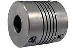 HR075-4-4 Helical H Series Stainless Steel Flexible Beam Couplings