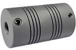 Helical MCA Series Flexible Aluminum Motor Couplings MCA225-28-24