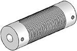 UJ7075-90-6-6 Helical Flexured Stainless Steel U-Joint