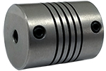 W725-10mm-10mm Helical W Series Flexible Stainless Steel Couplings