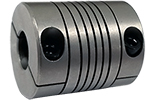 W7C50-14mm-14mm Helical W Series Flexible Stainless Steel Couplings