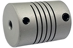 WA30-10mm-10mm Helical W Series Flexible Aluminum Alloy Couplings