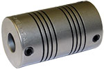 Helical MC7 Series Flexible Stainless Steel Set Screw Couplings