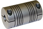 Helical MC7 Series Flexible Stainless Steel Integral Clamp Couplings