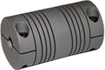Helical MCA Series Flexible Aluminum Motor Couplings MCAC100-12-10