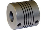 Helical W Series Flexible Stainless Steel Set Screw Couplings