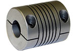 Helical W Series Flexible Stainless Steel Integral Clamp Couplings